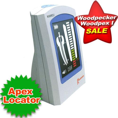 Woodpecker Dental Endodontic Root Canal Apex Locator