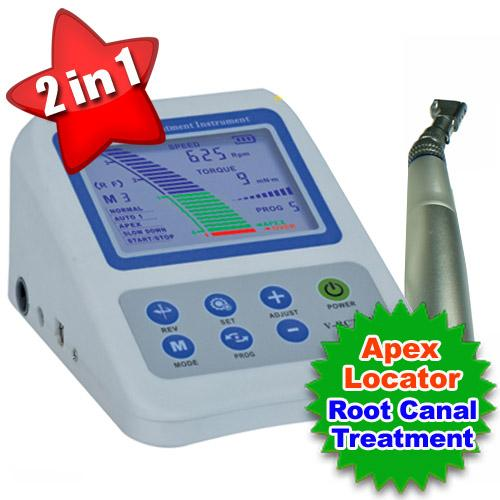2in1 Dental Endo Root Canal Treatment Apex Locator NEW
