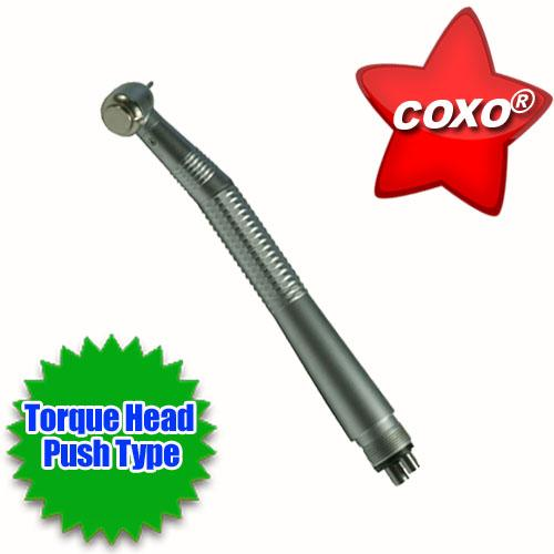 Dental High Speed Torque Head A-Class Push Type Handpiece