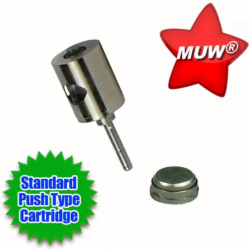 Dental High Speed Handpiece Turbine Cartridge Push Button