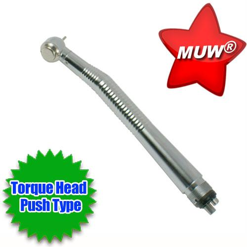 Dental Handpiece Push Button Torque Head