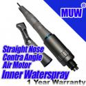 MUW® Dental Low Speed Handpiece Straight Nose Contra Angle Inner Water
