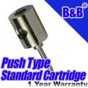 B&B® Dental High Speed Handpiece Turbine Cartridge Push Button