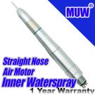 Dental Inner Water Spray Straight Nose 4 Hole Air Motor Internal Cooling System