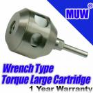 MUW® Dental High Speed Handpiece Torque Head Large Turbine Cartridge Wrench Type
