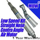 Dental Low Speed Handpiece Contra Angle E-type Latch