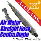 NSK EX Dental Low Speed Straight Contra Angle Handpiece