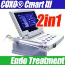 COXO® CSMART III Dental Endo Endodontic 2 in 1 Root Canal Treatment Apex Locator