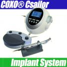 COXO® CSailor Dental Endo Endodontic Implant System Reduction Contra Surgical Brushless Motor
