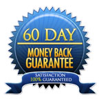 60 days 100% refund guarantee.